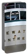 S.s. Keewatin Stern Portable Battery Charger
