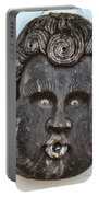 St Augustine Blue Eyes Portable Battery Charger