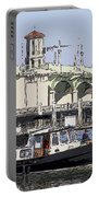 St Augustine Bridge View Portable Battery Charger