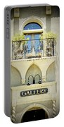 St. Augustine Gallery Portable Battery Charger