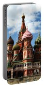 St. Basil's Cathedral Portable Battery Charger