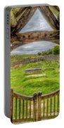 St Celynnin Graveyard Portable Battery Charger