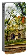 St. Charles Ave. Mansion Paint Portable Battery Charger