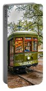 St. Charles Streetcar 2  Portable Battery Charger