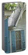 St Francisville Inn Windows Louisiana Portable Battery Charger