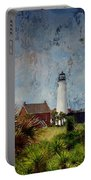 St. George Island Historic Lighthouse Portable Battery Charger