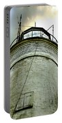 St. George Island Lighthouse 2 Portable Battery Charger