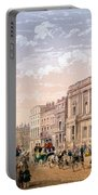 St James Palace And Conservative Club Portable Battery Charger