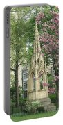St. John The Divine Grounds Portable Battery Charger