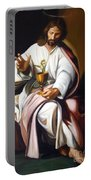 St John The Evangelist Portable Battery Charger