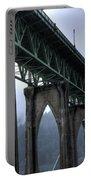 St Johns Bridge Oregon Portable Battery Charger
