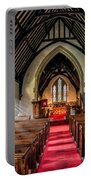 St Johns Church Portable Battery Charger by Adrian Evans