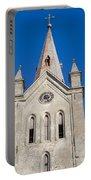 St. John's Church Cesis Portable Battery Charger