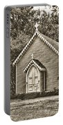 St. Johns Episcopal Church Portable Battery Charger