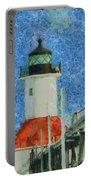 St. Joseph Lighthouse Lake Michigan Portable Battery Charger
