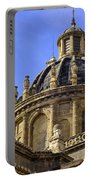 St Justo And Pastor Church Portable Battery Charger