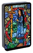 St. Kateri Portable Battery Charger