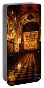 St. Louis Cathedral New Orleans - Textured Portable Battery Charger