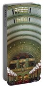 Ornate St. Louis Station Portable Battery Charger