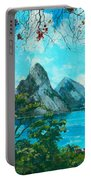 St. Lucia - W. Indies Portable Battery Charger