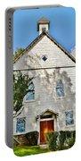 St. Luke African Methodist Episcopal Church - Ellicott City Maryland Portable Battery Charger