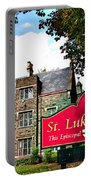 St Lukes Church Portable Battery Charger