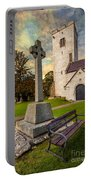 St. Marcellas Celtic Cross Portable Battery Charger