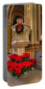 St. Mary Of The Angels Christmas Lectern Portable Battery Charger