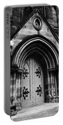 St Marys Cathedral Doors Portable Battery Charger