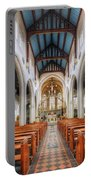 St Mary's Catholic Church - The Nave Portable Battery Charger