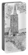 St Marys Church Tenby Portable Battery Charger