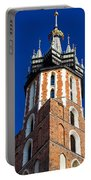 St. Mary's Church Tower Portable Battery Charger