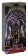 St. Maurice Church - Appenzell - Switzerland Portable Battery Charger