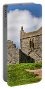 St Michael's Church - Burrow Mump 4 Portable Battery Charger
