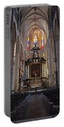St Nicholas Church Ghent Portable Battery Charger