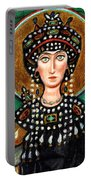 St Patricia Portable Battery Charger