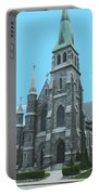 St Patrick Cathedral Portable Battery Charger