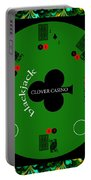 St. Patrick's Day Tournament - Featured In 'cards For All Occasions' Portable Battery Charger