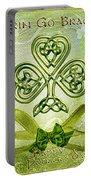 St. Patty's Portable Battery Charger