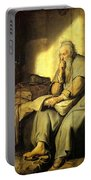 St. Paul In Prison Portable Battery Charger
