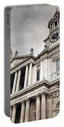 St Pauls Cathedral In London Uk Portable Battery Charger