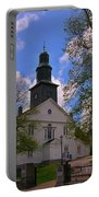 St Pauls Church Halifax Nova Scotia Portable Battery Charger