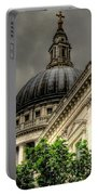 St. Pauls Peeking Through Portable Battery Charger