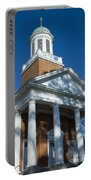 St. Pauls's Memorial Church Charlottesville Portable Battery Charger