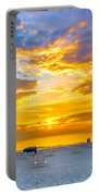 St. Pete Beach Sunset Portable Battery Charger