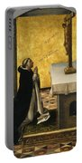 St. Peter Martyr In Prayer Portable Battery Charger