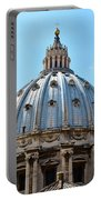St Peters Basilica Dome Vatican City Italy Portable Battery Charger
