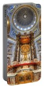 St Peter's Basilica Portable Battery Charger