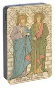 St Philip And St James Portable Battery Charger
