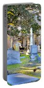 St. Philips Church Cemetery Charleston Sc Portable Battery Charger